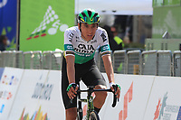 22nd April 2021;  Cycling Tour des Alpes Stage 4, Naturns/Naturno to Pieve di Bono, Italy on 22nd; Alejandro Osorio Caja Rural