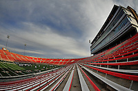 Jun. 13, 2009; Las Vegas, NV, USA; General view of Sam Boyd Stadium during the United Football League workout. Mandatory Credit: Mark J. Rebilas-