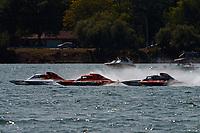 "Ken Brodie II, GP-50 ""Intensity"", Doug Rapp, GP-79 ""Bad Influence"", Jimmy King, GP-777 ""Steeler""       (Grand Prix Hydroplane(s)"