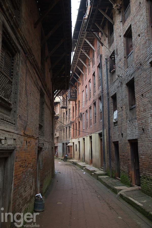 Alleyway in Bhaktapur