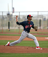 Luis Valdez - Cleveland Indians 2019 spring training (Bill Mitchell)