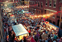 Feast of St. Anthony, endicott Street, North End, Boston, MA