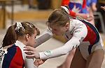 European Championships Amsterdam Holland. 2004. Junior & Senior Championships ...Photos by Alan Edwards..www.f2images.co.uk.Official Photographer British Gymnastics