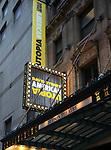 """""""American Utopia"""" - Theatre Marquee"""