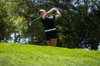 STANFORD, CA - MAY 10: Clara Manzalini at Stanford Golf Course on May 10, 2021 in Stanford, California.