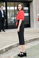 Maggie GYLLENHAAL - Show MIU MIU Paris Fashion Week Womenswear Sring/Summer 2018 - 03/10/2017 - France