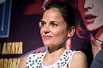 Actress Elena Anaya attends the presentation of One Night Only: Pulp Ficition at Cines Capitol in Madrid, Spain. June 22, 2015.<br />  (ALTERPHOTOS/BorjaB.Hojas)
