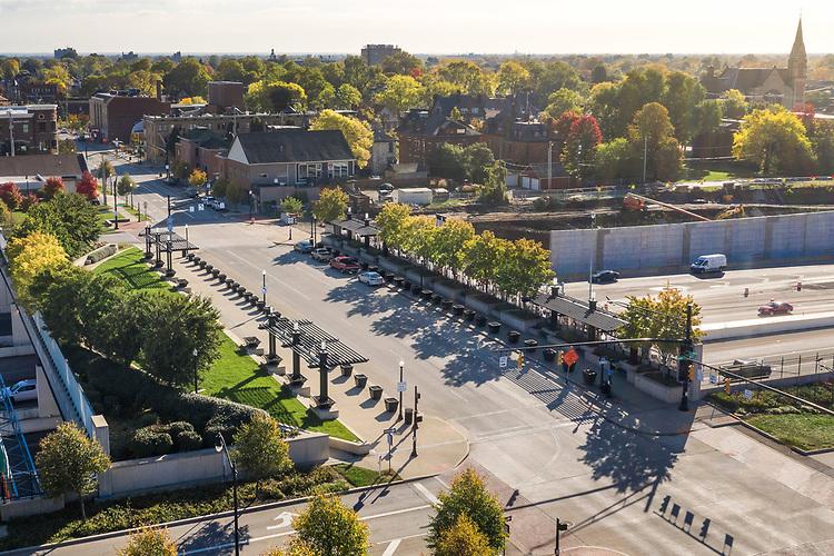 City of Columbus Central Ohio Transit Authority Mid-Ohio Regional Planning Commission LinkUS Site Planning | Saunder Company