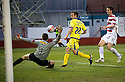 29/01/2011   Copyright  Pic : James Stewart.sct_jsp017_st_mirren_v_dundee_utd  .::  LIAM KELLY SHOOTS OVER FROM CLOSE RANGE::.James Stewart Photography 19 Carronlea Drive, Falkirk. FK2 8DN      Vat Reg No. 607 6932 25.Telephone      : +44 (0)1324 570291 .Mobile              : +44 (0)7721 416997.E-mail  :  jim@jspa.co.uk.If you require further information then contact Jim Stewart on any of the numbers above.........