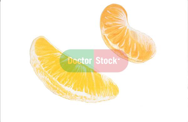 citrus sections