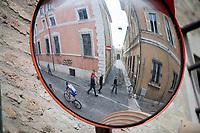 Olivier Le Gac (FRA/Groupama-FDJ) on his way to the start<br /> <br /> Stage 10: Ravenna to Modena (147km)<br /> 102nd Giro d'Italia 2019<br /> <br /> ©kramon