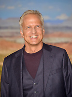 """LOS ANGELES, USA. October 08, 2019: Patrick Fabian at the premiere of """"El Camino: A Breaking Bad Movie"""" at the Regency Village Theatre.<br /> Picture: Paul Smith/Featureflash"""