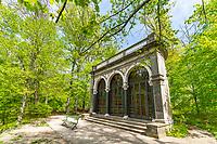 Belvedere Loggia Alexandra, Böttcherberg, Landschaftspark Klein Glienicke, Wannsee, Berlin, Deutschland