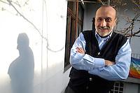 - the president of Slow Food association Carlo  Petrini....- il presidente dell'associazione Slow Food Carlo Petrini