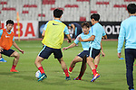 Korea Republic vs Saudi Arabia during the 2016 AFC U-19 Championship Group A match at Bahrain National Stadium on 19 October 2016, in Riffa, Bahrain. Photo by Jaffar Hasan / Lagardere Sports