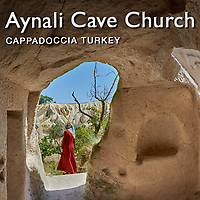 Pictures & Images of Aynali Kilise Cave Church, Goreme, Cappadocia, Turkey -