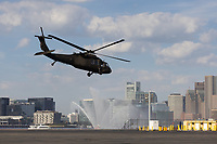 Event - Medal of Honor Black Hawk Takeoff from Logan Airport