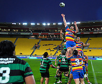 160702 Wellington Premier Club Rugby - Wainuiomata v Tawa
