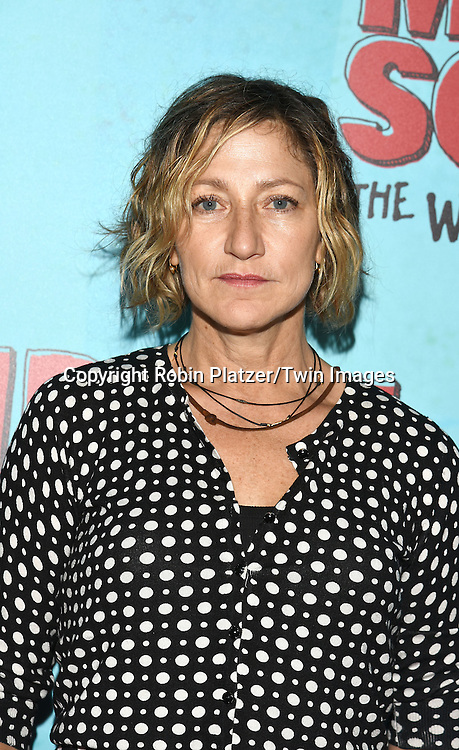 """Edie Falco attends the """"Middle School: The Worst Years of My Life"""" New York Screening on October 1, 2016 at the Regal E-Walk in New York, New York, USA.<br /> <br /> photo by Robin Platzer/Twin Images<br />  <br /> phone number 212-935-0770"""