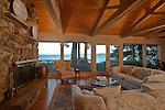 Real Estate, waterfront house on point, Brinnon, Washington, Hood Canal, Washington State, United States,