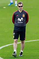 Spain's coach Julen Lopetegui during training session. May 29,2018.(ALTERPHOTOS/Acero) /NortePhoto.com