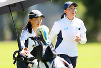 Fiona Xu, Auckland. 2020 Women's Interprovincial Golf Championships, Akarana Golf Club, Auckland, New Zealand,Wednesday 2 December 2020. Photo: Simon Watts/www.bwmedia.co.nz