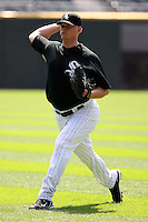 August 15 2008:  Pitcher Gavin Floyd of the Chicago White Sox during a game at U.S. Cellular Field in Chicago, IL.  Photo by:  Mike Janes/Four Seam Images