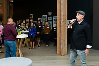 SAN FRANCISCO, CA - October 16 - Brian Lewis attends Kilroy Realty / US Olympic Sailing Cocktail Reception 2019 on October 16th 2019 at Kilroy Innovation Center in San Francisco, CA (Photo - Andrew Caulfield for Drew Altizer Photography)