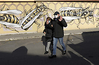 Urban Art al Quadraro - Roma