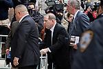 Harvey Weinstein's sexual crimes trial begins in New York