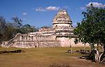 El Caracol, Chichen Itza, Mexico, Central America