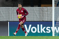WIENER NEUSTADT, AUSTRIA - : Zack Steffen #1 of the United States moves with the ball during a game between  at Stadion Wiener Neustadt on ,  in Wiener Neustadt, Austria.