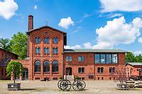 Historisches Landgut Stober, einst Sitz der Familie Borsig, heute Hotel, Groß Behnitz, Nauen, Brandenburg, Deutschland