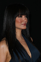 HOLLYWOOD, CA, USA - FEBRUARY 15: Kelly Hu at The Annual Make-Up Artists And Hair Stylists Guild Awards held at the Paramount Theatre on February 15, 2014 in Hollywood, Los Angeles, California, United States. (Photo by Xavier Collin/Celebrity Monitor)