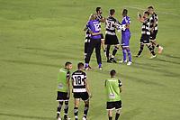 São Paulo (SP), 14/09/2020 - Portuguesa - XV de Piracicaba - Partida entre Portuguesa e XV de Piracicaba válida pela semifinais do Paulistão A2, no Estádio do Canindé, em São Paulo, capital, nesta segunda-feira (14).