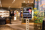 Art Wolfe at The Natural Wonders Gallery, Las Vegas
