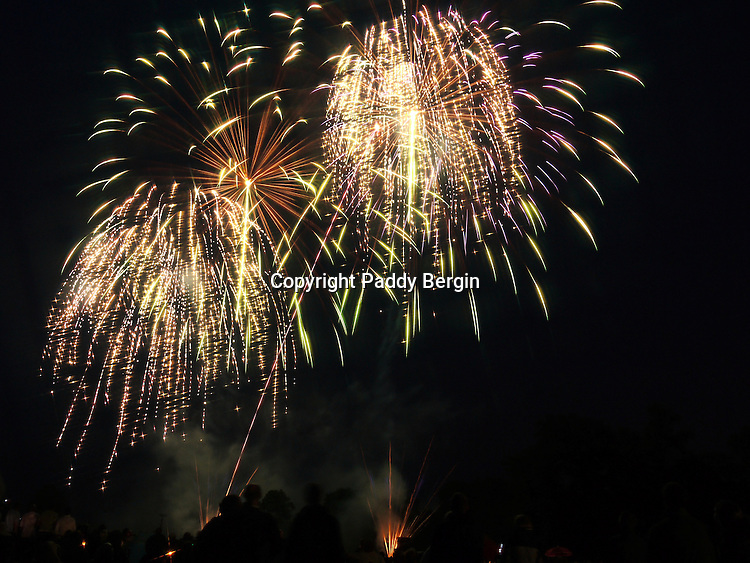 Fireworks competition, celebration, explosive, brilliant colours, stock photos by Paddy Bergin, patterns of light,gunpowder,discovered by Chinese,Guy Fawkes,chemical explosions,celebration