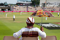 Colourful support for India during India vs New Zealand, ICC World Test Championship Final Cricket at The Hampshire Bowl on 23rd June 2021