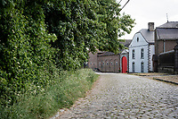 Halleweg; near the 'Bullhead' (Rundskop) film location<br /> <br /> Limburg cycling hotspots<br /> Cycling In Flanders <br /> Flanders Tourist Board<br /> <br /> ©kramon