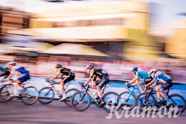 finish laps around the Champs-Élysées<br /> <br /> Stage 21 from Mantes-la-Jolie to Paris (122km)<br /> <br /> 107th Tour de France 2020 (2.UWT)<br /> (the 'postponed edition' held in september)<br /> <br /> ©kramon
