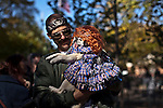 23rd Annual Tompkins Square Halloween Dog Parade in New York