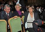 ALFREDO MANTOVANO CON DANIELA MEMMO D'AMELIO E GIULIA BONGIORNO