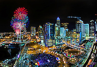 Charlotte New Year's Eve 2017