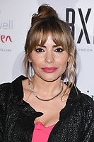 Elen Rivas<br /> arriving for the Float Like a Butterfly Ball 2019 at the Grosvenor House Hotel, London.<br /> <br /> ©Ash Knotek  D3536 17/11/2019