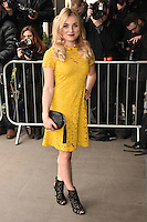 Sian Welby<br /> arriving for the TRIC Awards 2016 at the Grosvenor House Hotel, Park Lane, London<br /> <br /> <br /> ©Ash Knotek  D3095 08/03/2016
