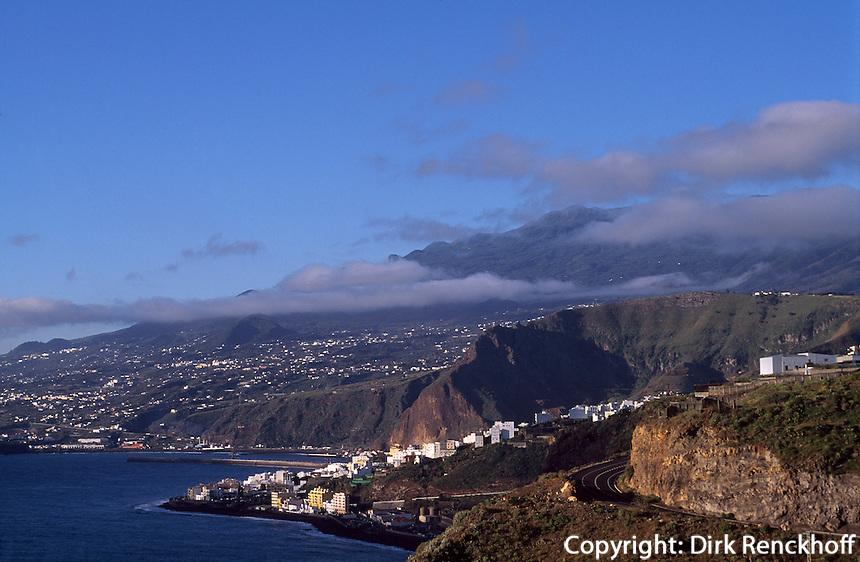 Santa Cruz, La Palma, Kanarische Inseln, Spanien