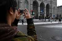 MODEL RELEASED PHOTO.<br />