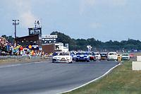 1990 British Touring Car Championship.