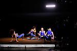 De Marfim e carne-as estátuas também sofrem<br /> <br /> Chorégraphie Marlene Monteiro Freitas<br /> Musique : Cookie (percussion), Tiago Cerqueira (son et édition)<br /> Lumières : Yannick Fouassler<br /> Recherche : Marlene Monteiro Freitas, Joao Francisco Figueira<br /> avec : Andreas Merk, Marlene Monteiro Freitas, Lander Patrick, Betty Tchomanga<br /> Compagnie : Bomba Suicida<br /> Cadre : Novart Bordeaux 2014, festival des arts de la scène<br /> Date : 05/12/2014<br /> Lieu : Théâtre National de Bordeaux en Aquitaine<br /> Ville : Bordeaux<br /> Cadre :