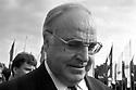 Helmut Kohl beim 92. Deutschen Katholikentag. Berlin, 27.05.1990